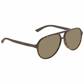 Gucci GG0423SA 002 60  Mens  Sunglasses