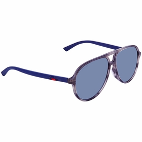 Gucci GG0423SA 003 60  Mens  Sunglasses