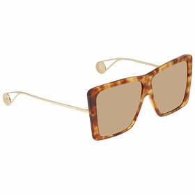 Gucci GG0434S 002 61  Ladies  Sunglasses