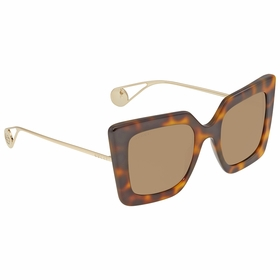 Gucci GG0435S 003 51  Ladies  Sunglasses