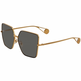 Gucci GG0436S002 61  Ladies  Sunglasses