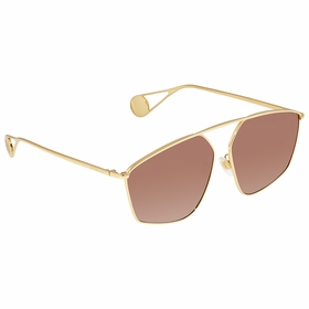 Gucci GG0437SA 001 60  Ladies  Sunglasses