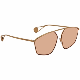 Gucci GG0437SA 003 60  Ladies  Sunglasses