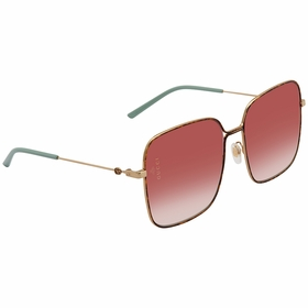 Gucci GG0443S 003 60  Ladies  Sunglasses