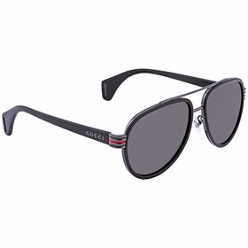 Gucci GG0447S 001 58  Mens  Sunglasses