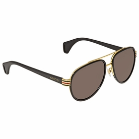 Gucci GG0447S 003 58  Mens  Sunglasses