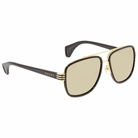 Gucci GG0448S-002 58  Mens  Sunglasses