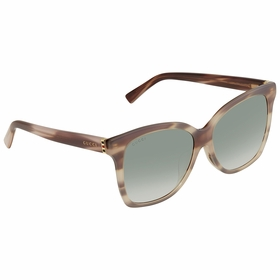 Gucci GG0459SA 004 57  Ladies  Sunglasses