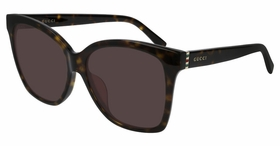 Gucci GG0459SA00257  Ladies  Sunglasses