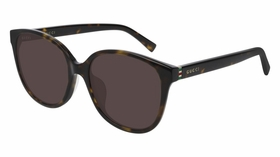 Gucci GG0461SA 002 55  Ladies  Sunglasses
