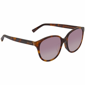 Gucci GG0461SA 003 55  Ladies  Sunglasses