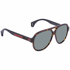 Gucci GG0463S00358 GG0463 Mens  Sunglasses