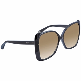Gucci GG0471 S001 62  Ladies  Sunglasses