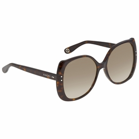 Gucci GG0472S 002 56  Ladies  Sunglasses