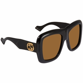 Gucci GG0498S00154 GG0498 Ladies  Sunglasses