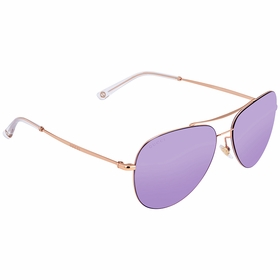 Gucci GG0500S00464 GG0500 Ladies  Sunglasses