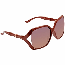 Gucci GG0505S001 GG0505 Ladies  Sunglasses