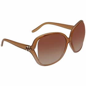 Gucci GG0506S001 GG0506 Ladies  Sunglasses