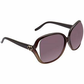 Gucci GG0506S006 GG0506 Ladies  Sunglasses