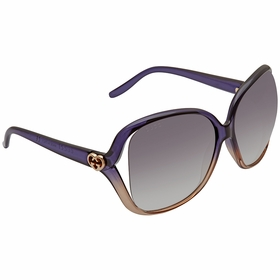 Gucci GG0506S008 GG0506 Ladies  Sunglasses