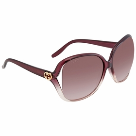 Gucci GG0506S010 GG0506 Ladies  Sunglasses