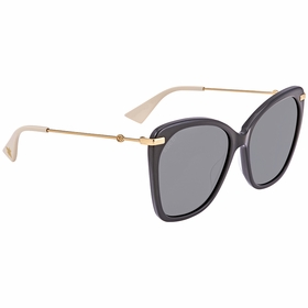 Gucci GG0510S00156 GG0510 Ladies  Sunglasses