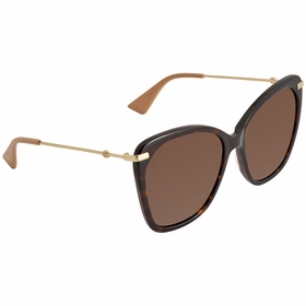 Gucci GG0510S00356 GG0510 Ladies  Sunglasses