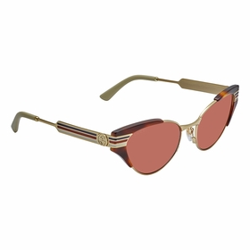 Gucci GG0522S 002 55  Ladies  Sunglasses