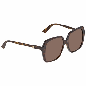 Gucci GG0533SA 002 56  Ladies  Sunglasses