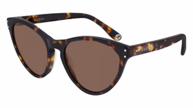 Gucci GG0569S 002 54  Ladies  Sunglasses