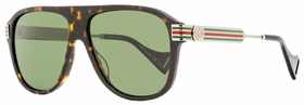 Gucci GG0587S-002 57  Mens  Sunglasses
