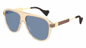 Gucci GG0587S 004 57  Mens  Sunglasses