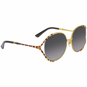 Gucci GG0595S 002 59  Ladies  Sunglasses