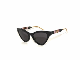 Gucci GG0597S-001 55  Ladies  Sunglasses