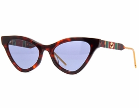 Gucci GG0597S-002 55  Ladies  Sunglasses