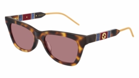 Gucci GG0598S 003 53  Ladies  Sunglasses