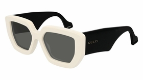 Gucci GG0630S 001 55  Ladies  Sunglasses