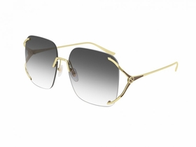 Gucci GG0646S 001 60  Ladies  Sunglasses