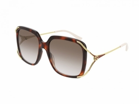Gucci GG0647S 002 56  Ladies  Sunglasses