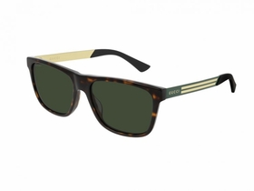Gucci GG0687S-003 57  Mens  Sunglasses