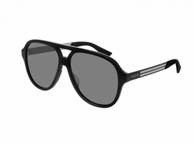 Gucci GG0688S-001 59  Mens  Sunglasses