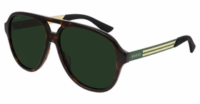 Gucci GG0688S-003 59  Mens  Sunglasses
