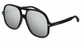 Gucci GG0706S 001 58  Mens  Sunglasses