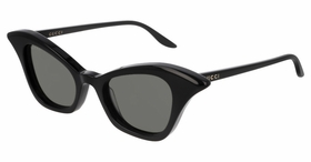 Gucci GG0707S-001 47  Ladies  Sunglasses
