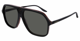Gucci GG0734S 001 62  Mens  Sunglasses