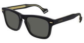 Gucci GG0735S-002 53  Mens  Sunglasses