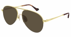Gucci GG0742S 002 58  Mens  Sunglasses