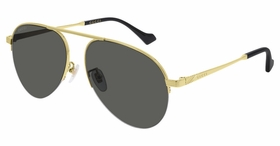 Gucci GG0742S-005 58  Mens  Sunglasses