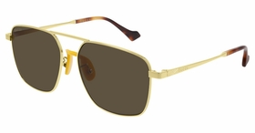 Gucci GG0743S 002 57  Mens  Sunglasses