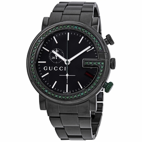 Gucci YA101349 G-Chrono Unisex Chronograph Quartz Watch